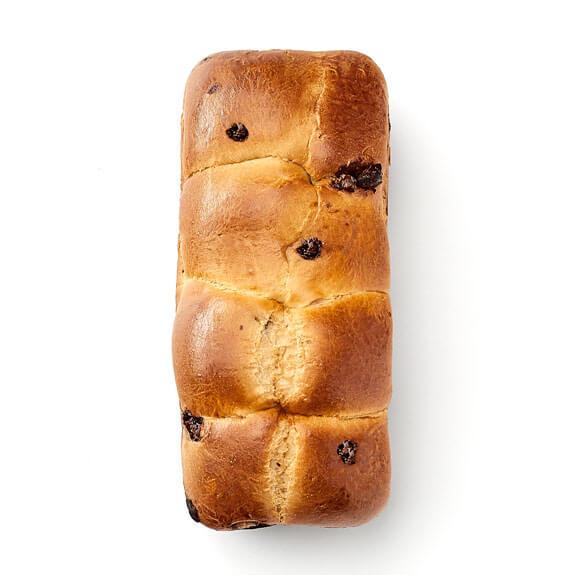 Chocolate French Brioche Loaf