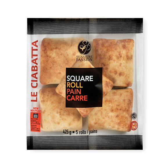 Square Roll (5 pack)